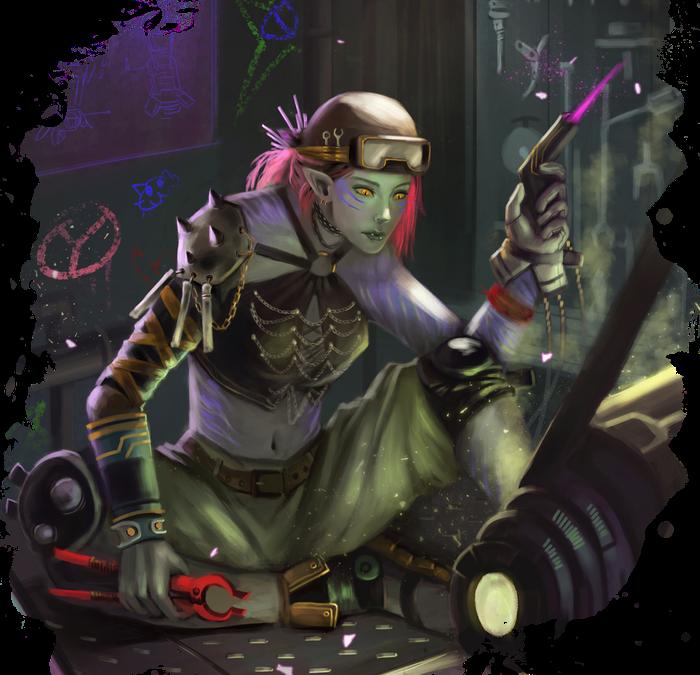 Genefunk 2090 5e – BioPunk